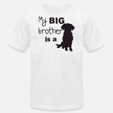 5ef9f481a Big Brother Dog Big Brother Dog Funny Animal Pet - Men's Jersey. Men's  Jersey T-Shirt