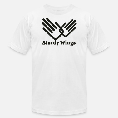 Sturdy Wings Sturdy Wings - Men's  Jersey T-Shirt