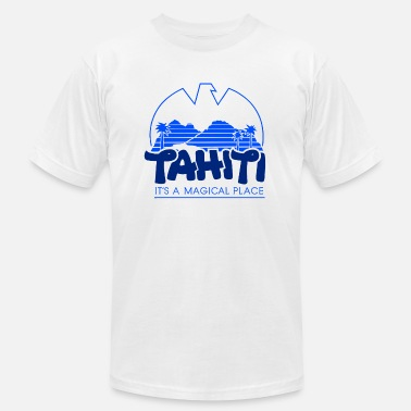Shield tahiti - Unisex Jersey T-Shirt