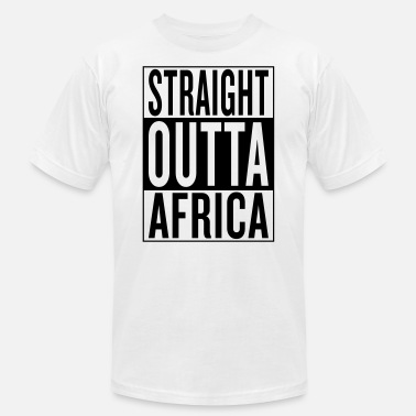 Home Town Land Country State Africa - Men's Jersey T-Shirt