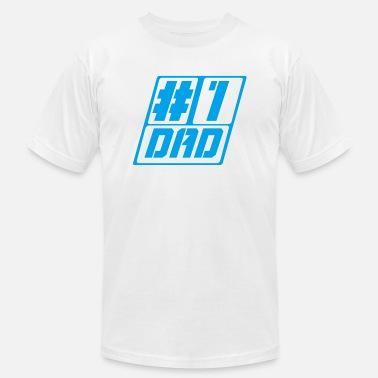 f0341df2 Hashtag Dad HASHTAG DAD - Men's Jersey T-Shirt