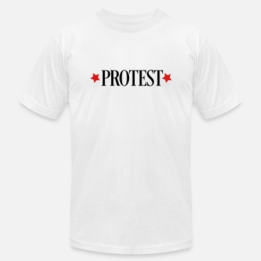 Protestant protest - Men's Jersey T-Shirt