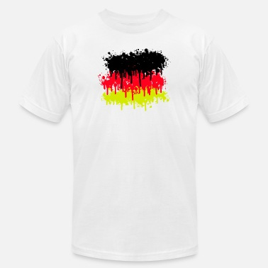 Flag Of Germany germany flag, germany, soccer - Men's Jersey T-Shirt