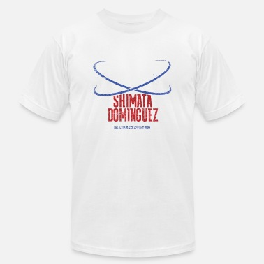 Voight Shimata Dominguez - Men's  Jersey T-Shirt