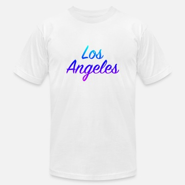 Los Angeles - Unisex Jersey T-Shirt