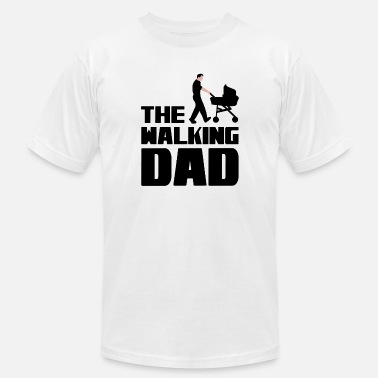 THE WALKING DAD - Unisex Jersey T-Shirt