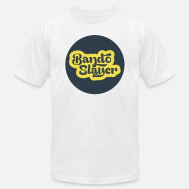 Le Drib BandoSlayer logo in a dot - great for drone pilots - Unisex Jersey T-Shirt