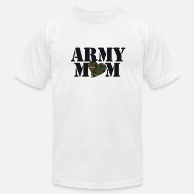 Army Of One Army Mom - Unisex Jersey T-Shirt