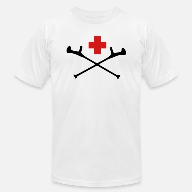 Accident accident - Men's Jersey T-Shirt