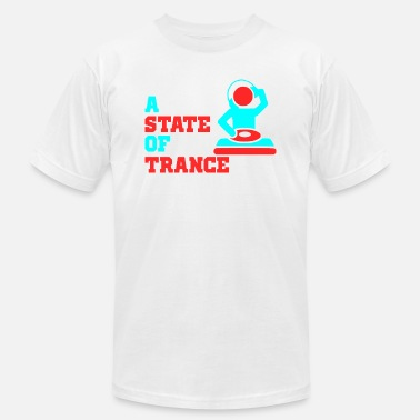 State a state of trance logo - Unisex Jersey T-Shirt