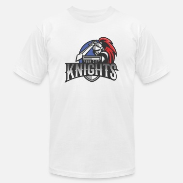 Knights Of St John Knights Your City - Men's Jersey T-Shirt