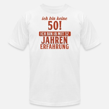 Fifties Quotes 50 fifty - Men's  Jersey T-Shirt