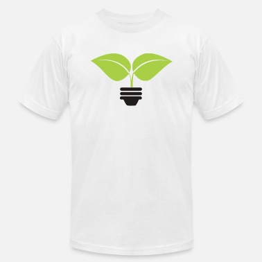 tree in a pot - Men's Fine Jersey T-Shirt
