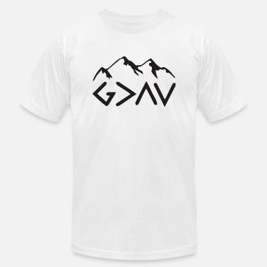 Greater Cairo God is Greater - Unisex Jersey T-Shirt