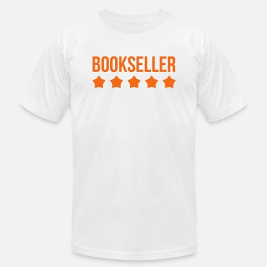 Bookseller - Reading - Culture - Library - Unisex Jersey T-Shirt