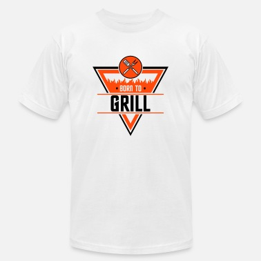 Born To Grill Born to grill - Men's Jersey T-Shirt