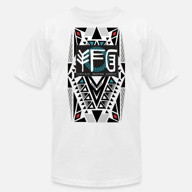 Swag Style Azteca Tee by YFG - Men's Jersey T-Shirt