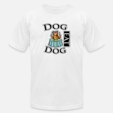 Dog Eating Dog eat Dog - Men's  Jersey T-Shirt