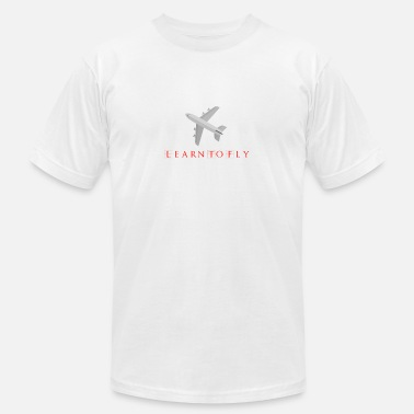 Learn To Fly Learn To Fly - Men's Jersey T-Shirt