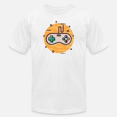 Gamepad Gamepad - Men's Fine Jersey T-Shirt