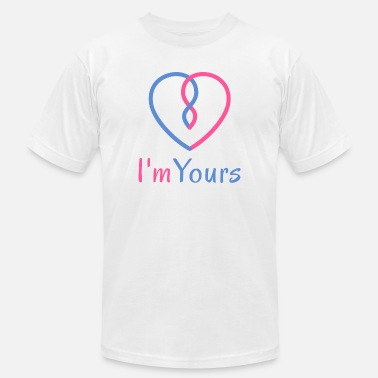 I m Yours - Men's  Jersey T-Shirt