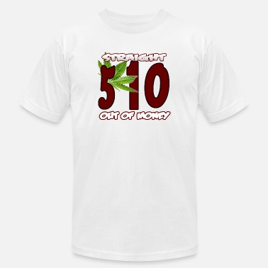 Shop 510 Bay Area T-Shirts online   Spreadshirt