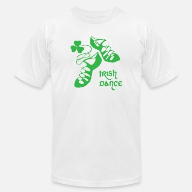 Irish Dance -St. Patrick's Day Exclusive - Men's Jersey T-Shirt