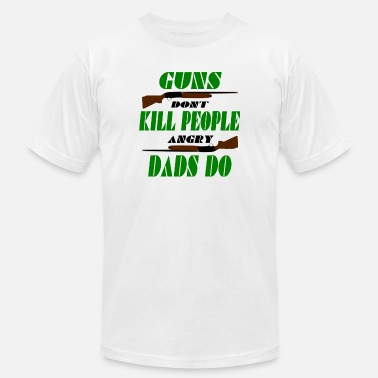Arus guns dont kill peolp - Men's Fine Jersey T-Shirt
