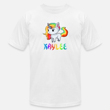 Kaylee Kaylee Unicorn - Men's  Jersey T-Shirt
