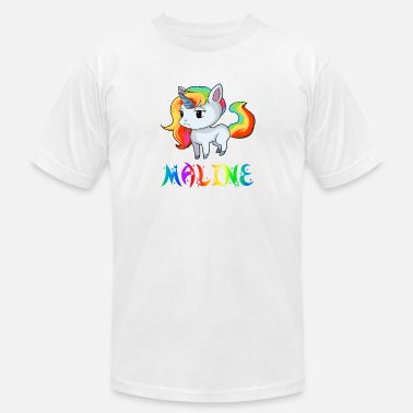 Malin Maline Unicorn - Men's Fine Jersey T-Shirt