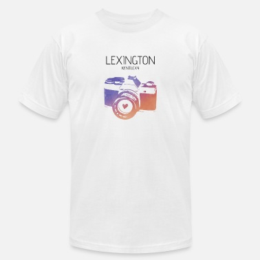 Lexington Camera Lexington - Men's Fine Jersey T-Shirt
