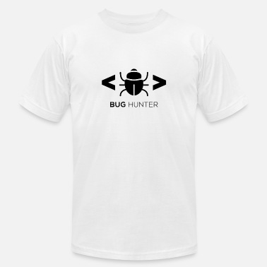 Penetration Tester Bug Hunter software tester T-shirt - Men's Jersey T-Shirt