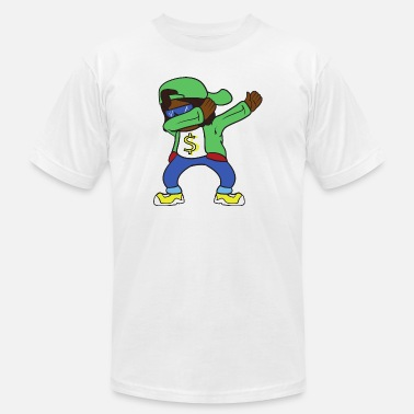 Rapper Dabbing Dab Rapper Hip Hop - Men's  Jersey T-Shirt