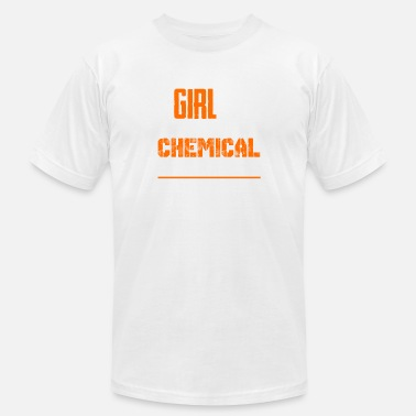 Chemical Engineer Girl This Girl Is A Chemical Engineer Shirts - Men's  Jersey T-Shirt