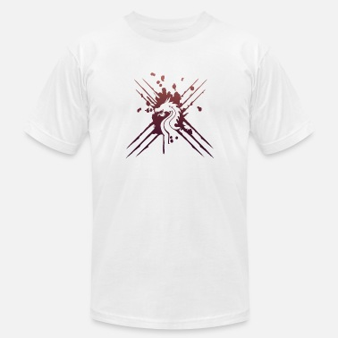 Dragon Claw Dragon Claws - Dragons - Total Basics - Men's  Jersey T-Shirt