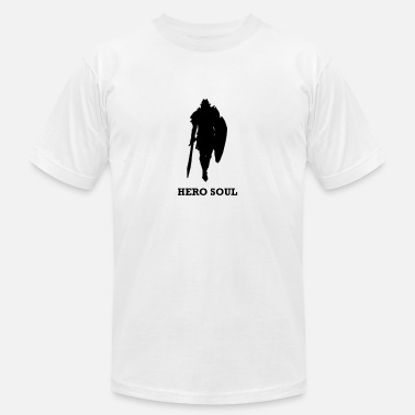 Hero soul 2 - Men's Jersey T-Shirt