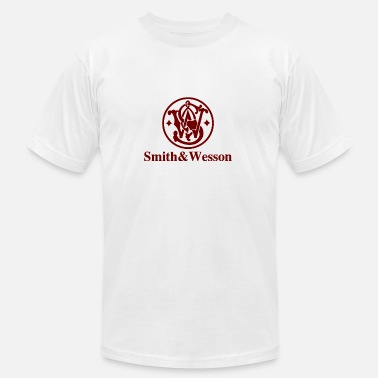 Smith Wesson smith wesson logo - Men's  Jersey T-Shirt