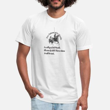 Quijote Don quijote Gustave Doré - Unisex Jersey T-Shirt