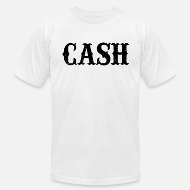 Cash Cash Country Music Shirt Retro Tee Outlaws Gift - Unisex Jersey T-Shirt