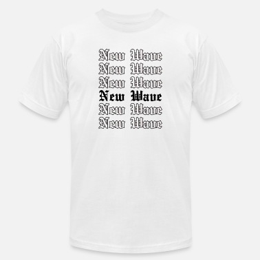 New Wave New Wave - Men's Jersey T-Shirt