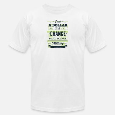 Change machine - Unisex Jersey T-Shirt