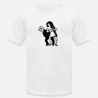 Pussy Grabs Back Pussy grabs back - Unisex Jersey T-Shirt