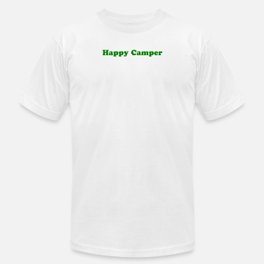 Hunour Happy Camper - Men's Jersey T-Shirt