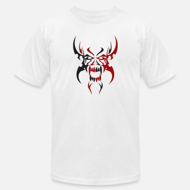 Skull Tattoo Tribe - Men's Fine Jersey T-Shirt