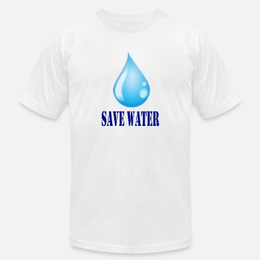 Save Water - Unisex Jersey T-Shirt