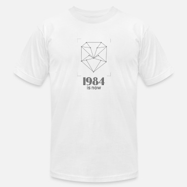 Recognition facial recognition - Men's  Jersey T-Shirt