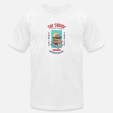 Shrine Shrine - Unisex Jersey T-Shirt