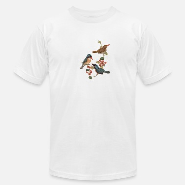 Bird Birds - Men's Jersey T-Shirt