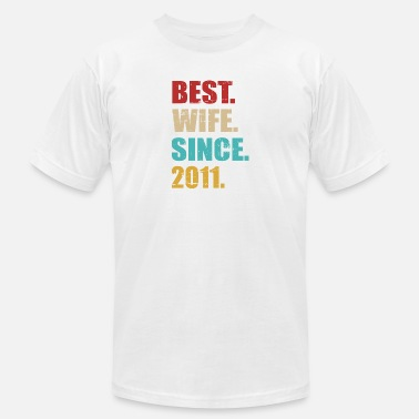Bride To Be 10th wedding anniversary - Unisex Jersey T-Shirt