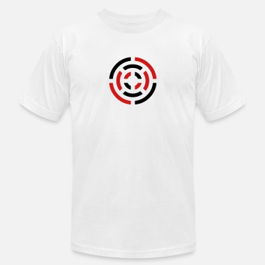 Cycle circle sign - Unisex Jersey T-Shirt